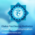 Fifth Chakra Clearing Audio
