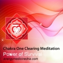 First Chakra Clearing Audio